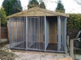 The Sandringham Triple Dog Kennel